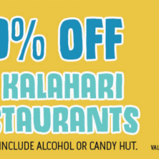 Cool Kalahari Coupon for CodeMash
