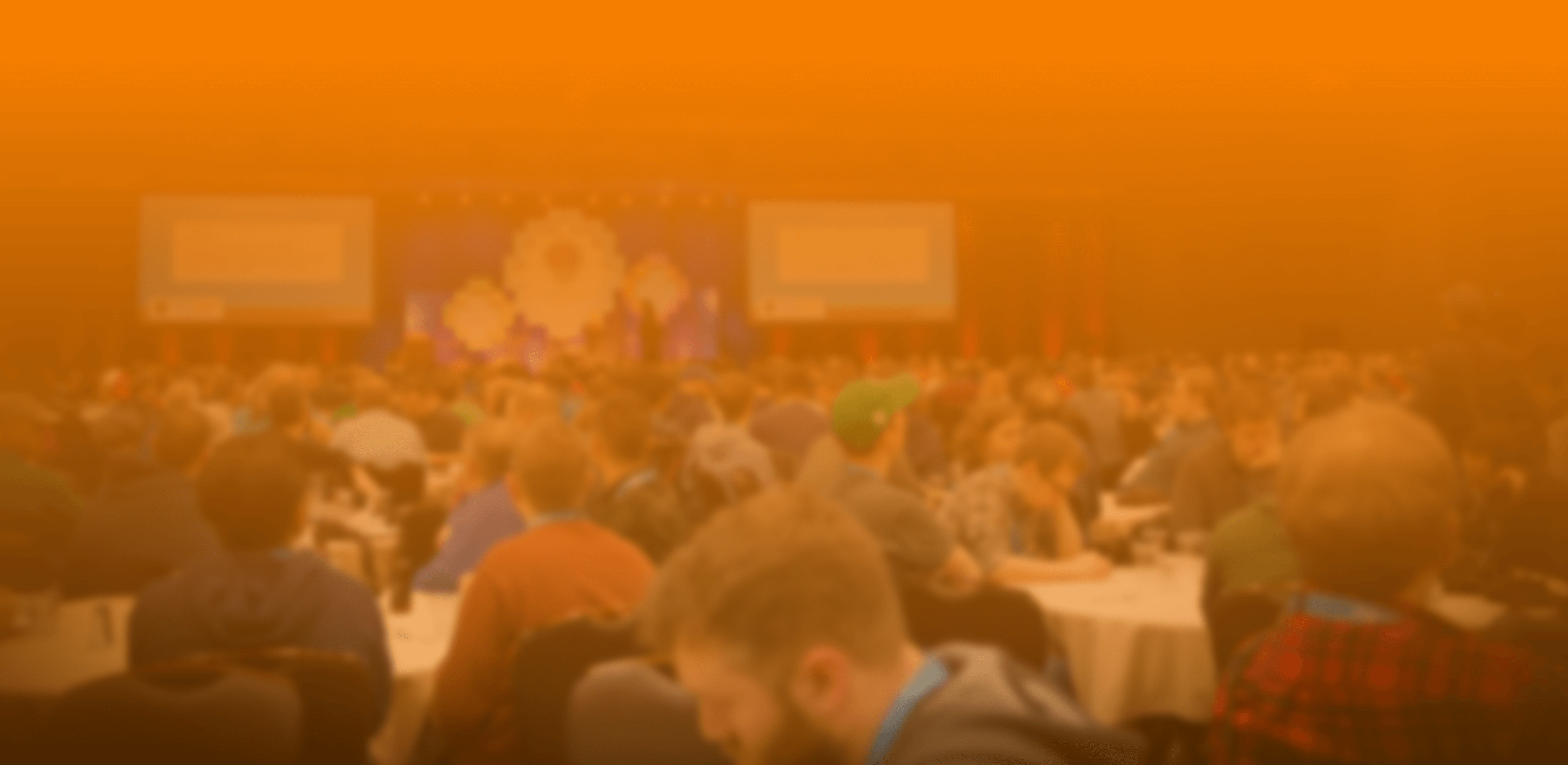 codemash crowd background